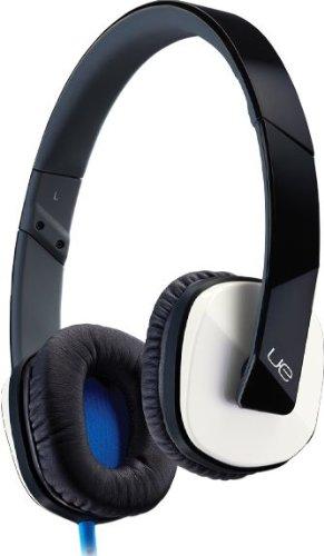 Logitech UE 4000 On-Ear-Kopfhörer (105dB, 3,5mm Klinkenstecker) weiß