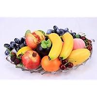 EQLEF® artificial para la decoración (10pcs conjunto fruta)