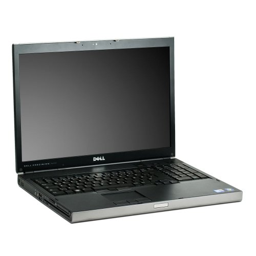 Dell Precision M6500 17 Zoll Mobile Workstation / Notebook (Core i5 2.4GHz, 3GB RAM, 160GB HDD, DVD-RW, Win 7) silber