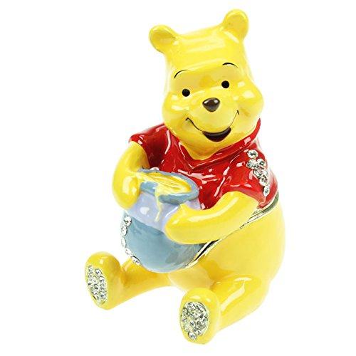 Winnie Puuh und Miniatur-Collection Disney Classic Schmuckkästchen