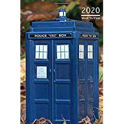 2020 A5 Diary Week To View Planner For All Occasions:   Year Planner For Business, Office, Home, University, College, School, Appointments, Organizer.
