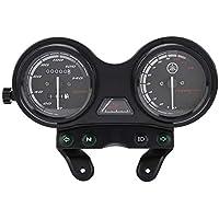 Duokon DC12V Motorcycle Odometer Speedometer 12000RPM LCD Odometer Speedometer for YBR 125