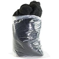 450 g Füllwatte aus Polyester, schwarz