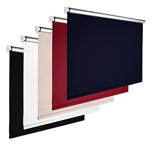 blackout-roller-blind-black-solid-window-roller-shade-w-x-d-100x175cm-394x689inch-with-bead-chain