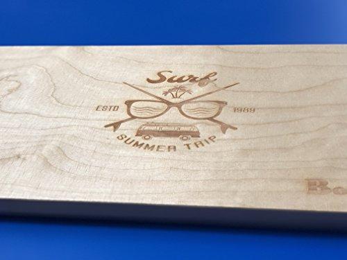 Zoom IMG-1 indoor board king incisione laser