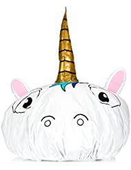 Einhorn Duschhaube - Unicorn Duschkappe Badehaube Fantasy Haarschutz