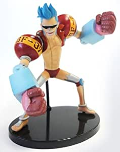 One Piece Half Age Characters Vol. 3 Figur: Franky (Variante) 9 cm