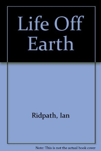 Life off earth