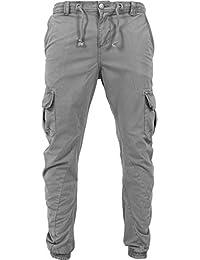 URBAN CLASSICS - Cargo Jogging Pants (dark grey)