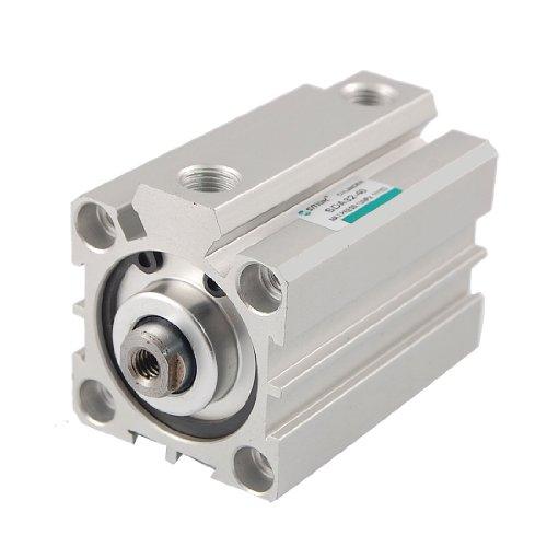 hr 40mm Stroke dual Aktion Pneumatisch Luftzylinder Pneumatikzylinder de DE de ()