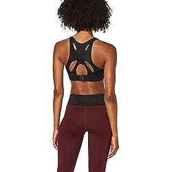 Aurique Amz1065 camiseta deportiva mujer, Negro (Black), 42 (Talla del fabricante: Medium)