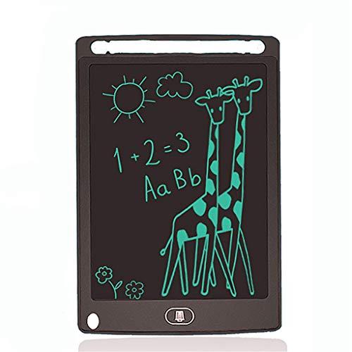 LCD elektronische Schreibtafel/Leichtenergie kleine Tafel/Message Board [eine Taste löschen] / geeignet für Kinder, die Graffiti-Geschenke zeichnen, Memo (8,5 Zoll, 10 Zoll, 12 Zoll) -