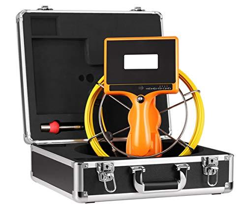 GW Tubería Industrial Mano 10m 20m 30m 40m endoscopio