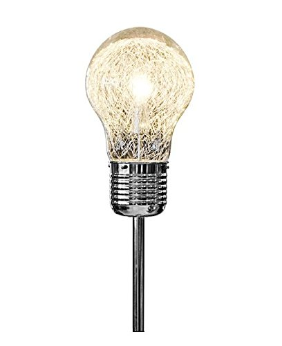 Best Price Shaped Standard Lamp, Glass, Clear Reviews