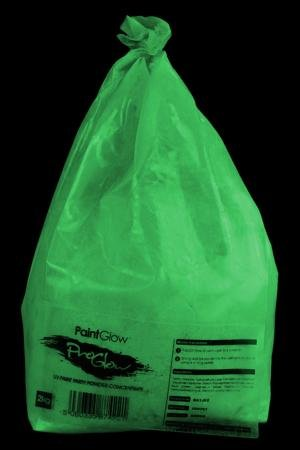 Uv Floor Universe - Pigment Fluorescent qualité corporelle 2 kg UV Vert - uvcolors: UV Vert