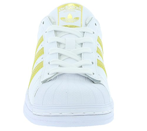 adidas Superstar Foundation J W chaussures weiss