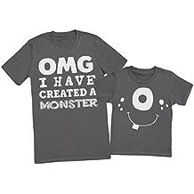 OMG I've Created A Blanco Monster! - regalo para padres e hijos - camiseta de niño y camiseta de hombre