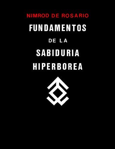 Fundamentos de la Sabiduria Hiperborea por Nimrod de Rosario