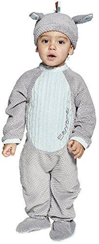 Baby Kostüm Eeyore - Disney Vintage Eeyore Romper Fancy Dress Baby Costume (Ages 6 -12 Months)