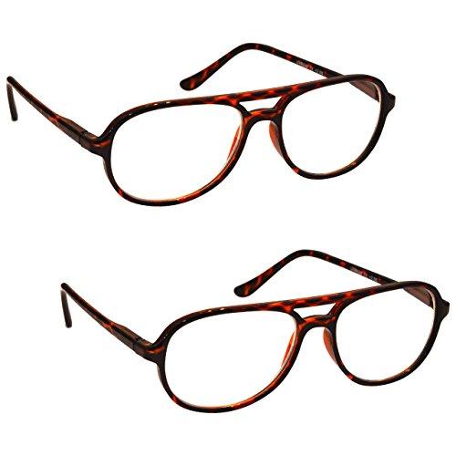 the-reading-glasses-company-brown-tortoiseshell-readers-value-2-pack-aviator-style-mens-womens-inc-c