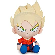 Play by Play OUSDY - Peluches Personajes Dragon Ball Super 760016800 22CM 4MODELOS (Goku Super