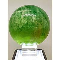 Eclectic Shop Uk Grün Fluorit Kristall Ball AAA Madagaskar 76mm 710g Kugel Artikel preisvergleich bei billige-tabletten.eu