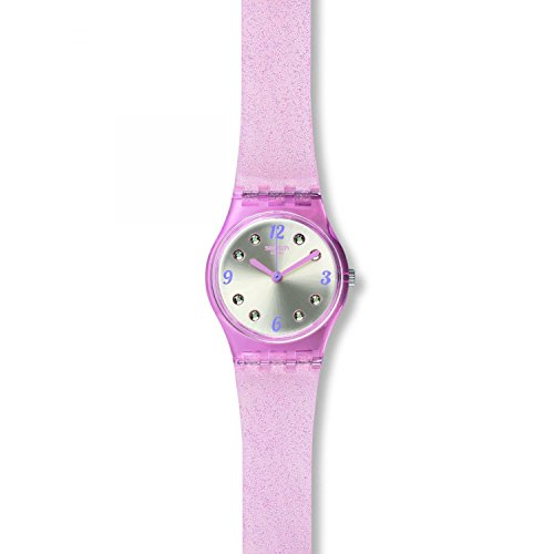 Swatch zeigt Originals Lady rosa glistar lp132 C