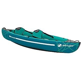 Canoa Sevylor Waterton 1