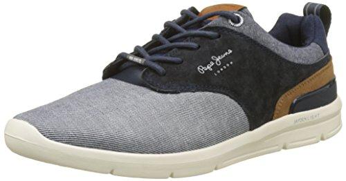 Pepe Jeans Jayden Fabric, Sneakers Basses Homme