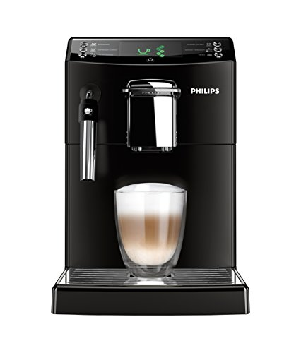 Philips HD8841/01 4000 Serie noir machine automatique à expresso