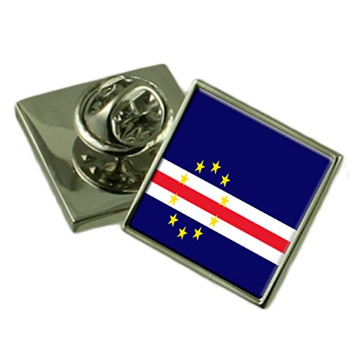 Capo Verde bandiera Spilla distintivo 18mm selezionare borsa regalo