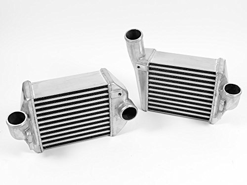 Ladeluftkühler B5 2,7L Biturbo Voll Alu LLK Intercooler UPGRADE NEW! 1010901