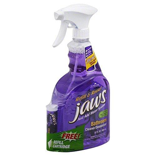 jaws-solo-tiene-que-anadir-agua-sistema-bano-limpiador-y-desodorizador-starter-kit-jaws001