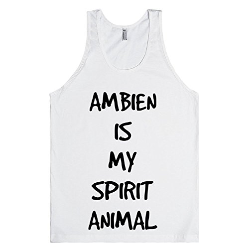 ambien-is-my-spirit-animal-t-shirt-xlarge