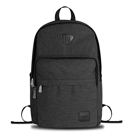Trendiger Laptop Notebook Rucksack Schultasche: für 15.6