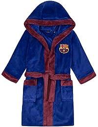 FC Barcelona - Batín oficial con capucha - Para niño ...