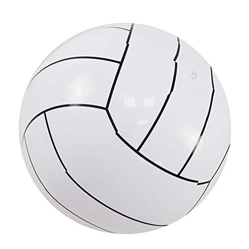 Williamly Aufblasbare Beach Ball Volleyball 80 cm