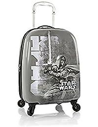 """Star Wars - Equipaje infantil  gris gris 20"""" (50,8 cm)"""