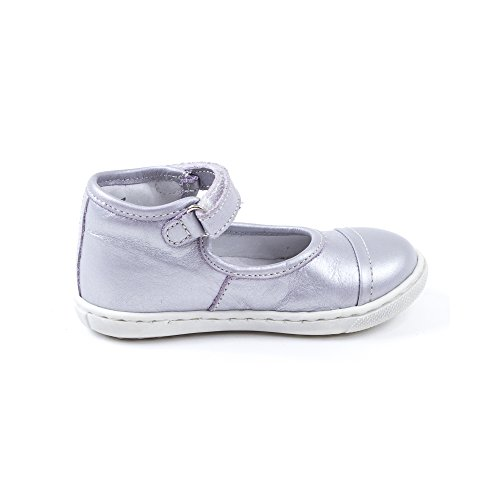 Ballerines POUSSINE argent - Little Mary Argent