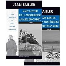 46/47-Mary LESTER ET LA MYSTERIEUSE AFFAIRE BONNADIEU T1-T2