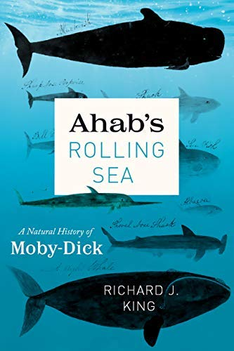 """Ahab's Rolling Sea: A Natural History of """"Moby-Dick"""" (English Edition)"""
