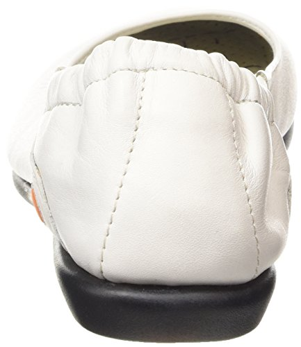 Softinos - Vis900275sof, Ballerine Donna Bianco (Bianco (White))