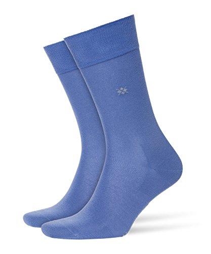 Burlington Herren Dublin M SO Socken, Blau (Stone Wash 6516), 40-46