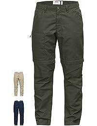 Fjällräven Damen High Coast Trousers Zip-Off W Lange Hose