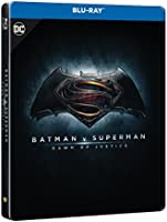 Batman V Superman : Dawn of Justice Steelbook - Esclusiva Amazon