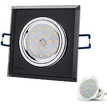 research.unir.net 400lm DECORO 230V Halogen LED Einbaustrahler ...