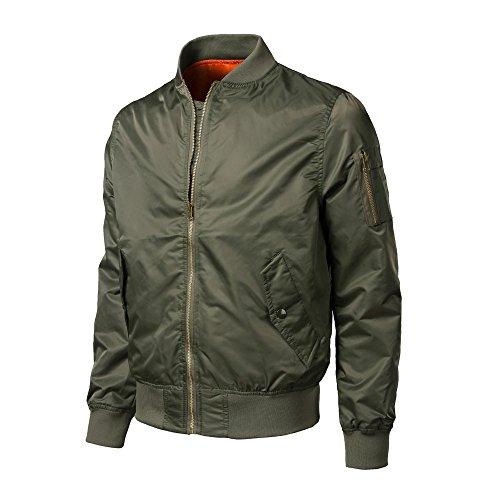 Clearance Sale [XS-2XL] ODRDღ Hoodie Männer Sweatshirt Herren Dünne Bomberjacke Outwear Sweatjacke Sweater Parka Cardigan Kapuzen...