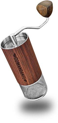 COMANDANTE C40 MK3 NITRO BLADE– Kaffeemühle (Holz)
