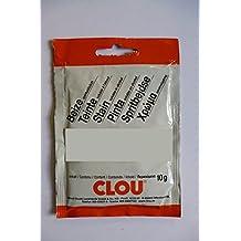 Clou Spiritusbeize in Pulver 10 g. Inhalt dunkelrot 155