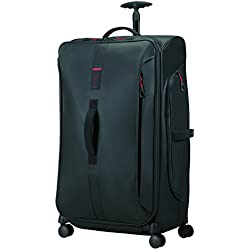 SAMSONITE Paradiver Light - Spinner Duffle Bag 79/29 Bolsa de Viaje, 79 cm, 125 Liters, Negro (Black)